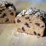 Oatmeal Fig Bread