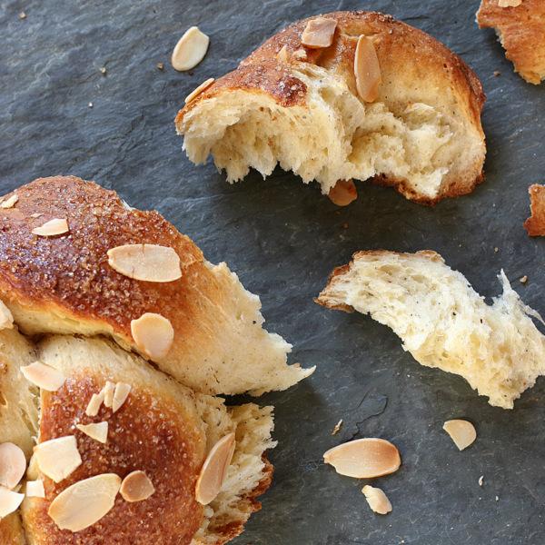 Pulla: Finnish Cardamom Bread