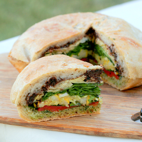French Picnic Sandwich
